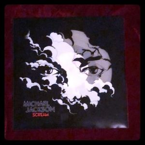 Other - Michael Jackson~ {Limited Edition} SCREAM~ Vinyl